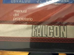Manual de Ford Falcon y  - incluye 221 XP