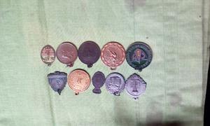Vendo lote de medallas en buen estado