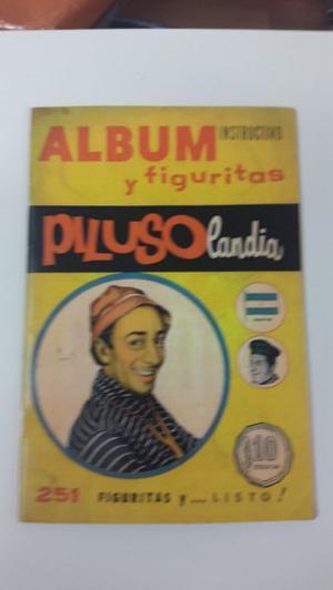COMPRO ALBUMES DE FIGURITAS ANTIGUOS Y FIGURITAS SUELTAS