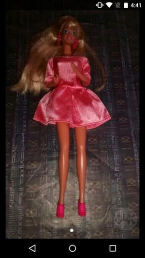 Muñeca Barbie original