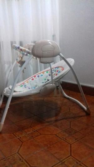 Silla Mecedora Para Bebes Automatica
