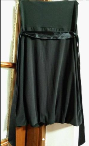 Vestido de fiesta, negro, talle S/M