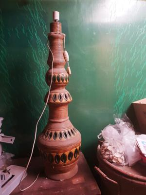 lampara de pie antigua