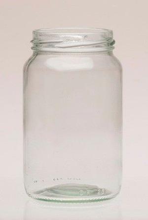 vendo lote de 20 frascos de vidrio con tapa