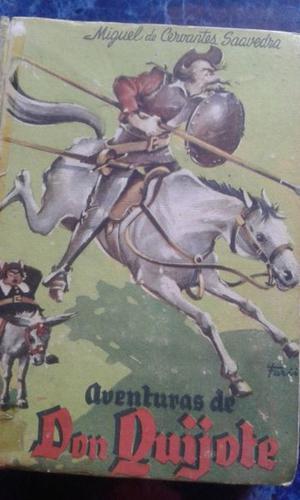 -Don Quijote de la Mancha Miguel de Cervantes Saavedra
