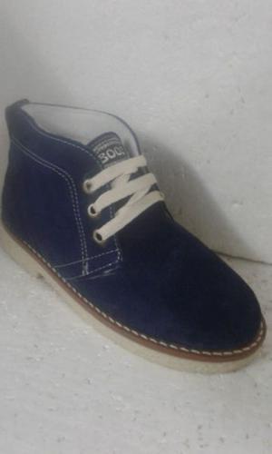 Mini lote saldo 2 pares botas gamuza con abrigo 32 y 33 (n