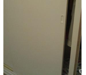 OPORTUNIDAD!! 10 puertas de placard corredizas sin marco.