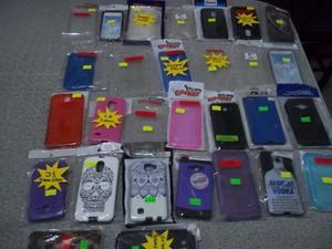 Protectores para celulares combo de 30 unidades entre tpu y