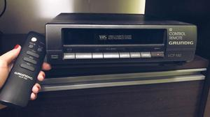 REPRODUCTOR VHS GRUNDIG