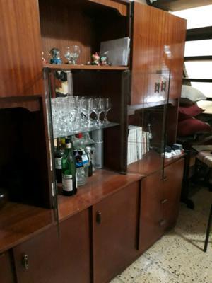 Vendo hermoso modular para living. Impecable.