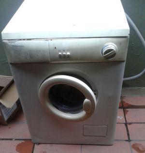 lavarropa Electrolux sin funcionar