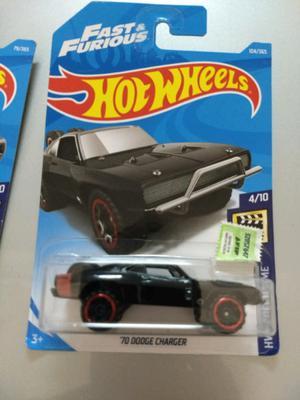 Dodge Rápido y furioso - hotwheels- original