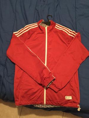 Campera Adidas Original Talle M reversible