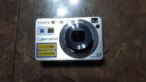 Cámara Digital Sony Cybershot Dscw110