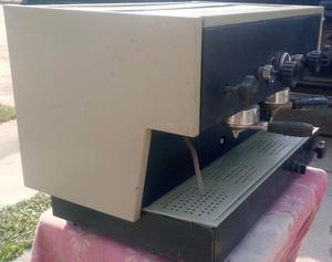 Maquina de café express 2canilas