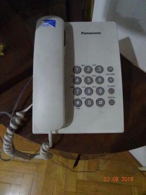 Telèfono fijo Panasonic