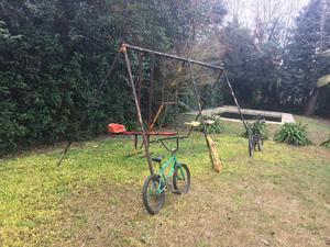 Vendo Juego de Parque con O sin Bicis