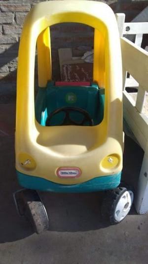 auto caminador para niños, esta en buen estado