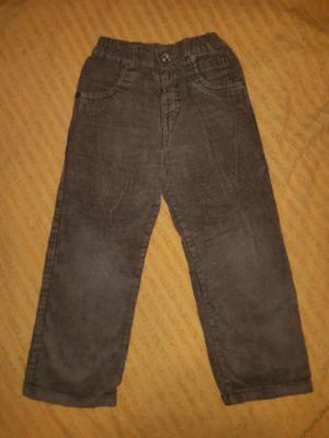 Vendo Pantalon Corderoy Niño