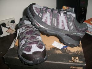 Zapatillas Salomon para Mujer talle 39.5