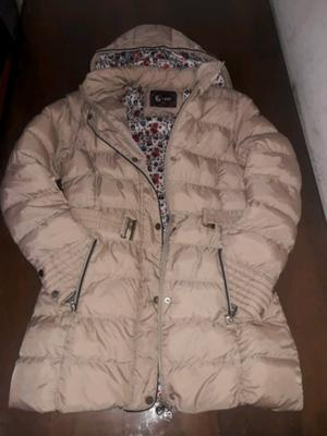 HERMOSA CAMPERA DE MUJER TALLE M