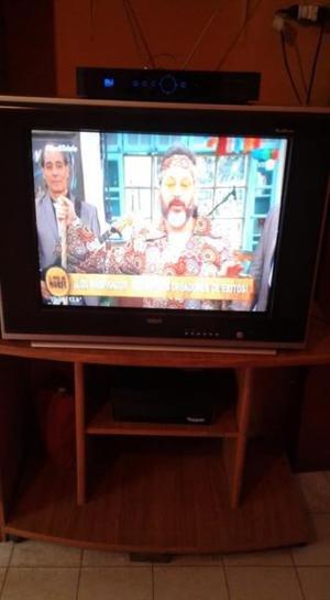 TV 29 PULGADAS MAS MESA DE TV