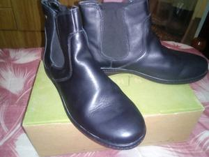 Vendo botas de cuero