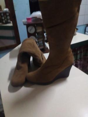 Vendo botas n38