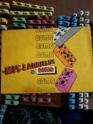 Mis Ladrillos. Antiguo juego para niños