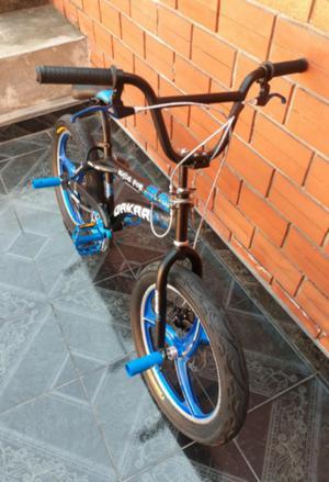 Vendo bicicleta cross bmx rodado 20 nueva
