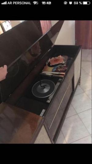mueble tocadiscos Philips