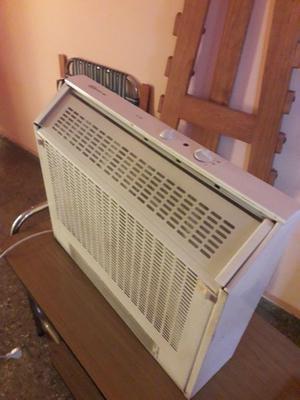 Extractor purificador de aire para cocina