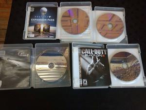 Pack de juegos PS3 Baratos!