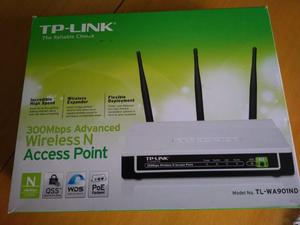 ROUTER INALAMBRICO TP LINK