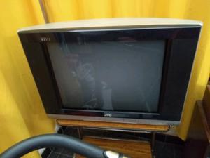 Televisión J.V.C de 29 pulgadas con control remoto