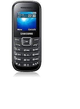celular SAMSUNG, únicamente con teclado