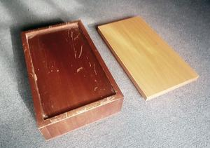 Base cajon tarima zocalo madera para pc