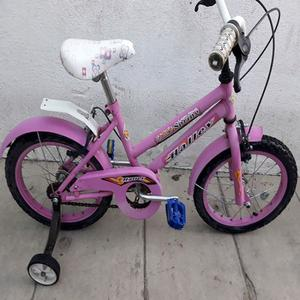 Bicicleta Rodado 16 Nena Halley