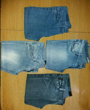 Lote de jeans talle 40