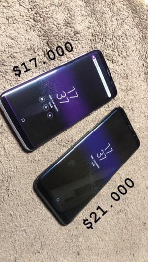 SAMSUNG S8 y S8 PLUS
