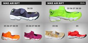 Venta de calzado importado.