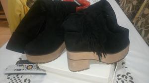 Vendo botas bucaneras