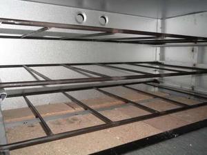 hornos pizzeros de 6 y 12 moldes