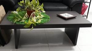 Mesa ratona para Living