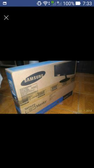 Monitor Full Hd Samsung modelo 22d300f NUEVO SIN USO EN CAJA