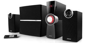 Parlantes Edifier C2XD 53 watts RMS como nuevo en caja para
