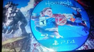 Juego de play station 4 HORIZON ZERO dawn
