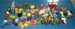 Lote de 30 muñecos del McDonalds