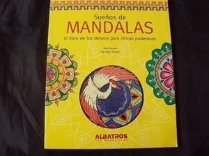 SUEÑOS DE MANDALAS. NATI ACOSTA. ALBATROS