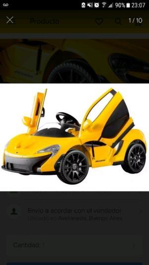 Vendo auto a bateria!!!